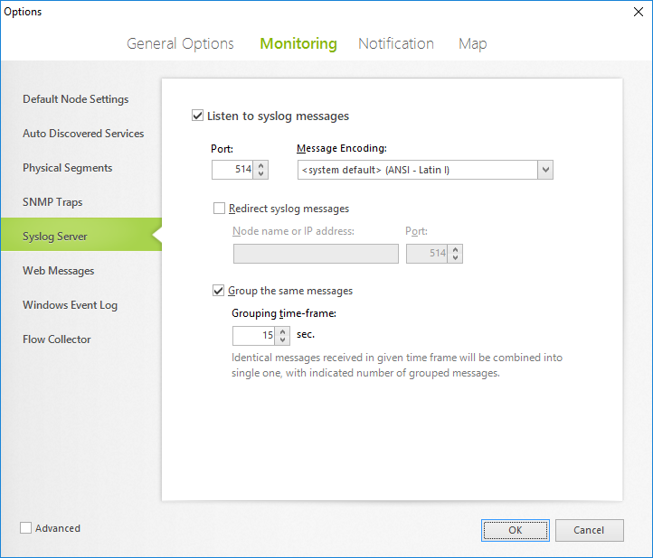 How to start monitoring of new SNMP device with NetCrunch