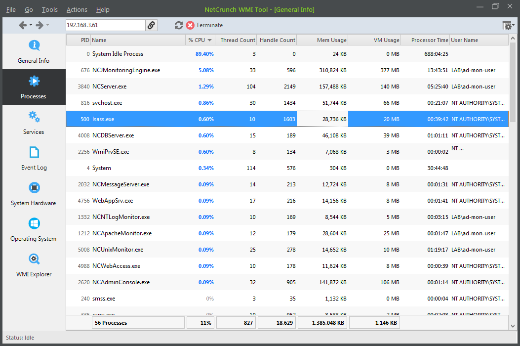 Free WMI Tools released
